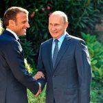 تلاش برای مربع دایره ای - در صحنه جهانی ، فرانسه تلاش می کند که هم اروپایی باشد و هم فرانسوی |  اروپا